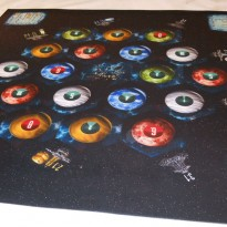 Trade Show Game Board Carpets