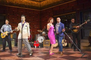 Norwegian Cruise Lines Million Dollar Quartet Takes The Stage on POC Printed Flooring