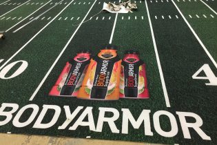 BODYARMOR Headquarters Flooring